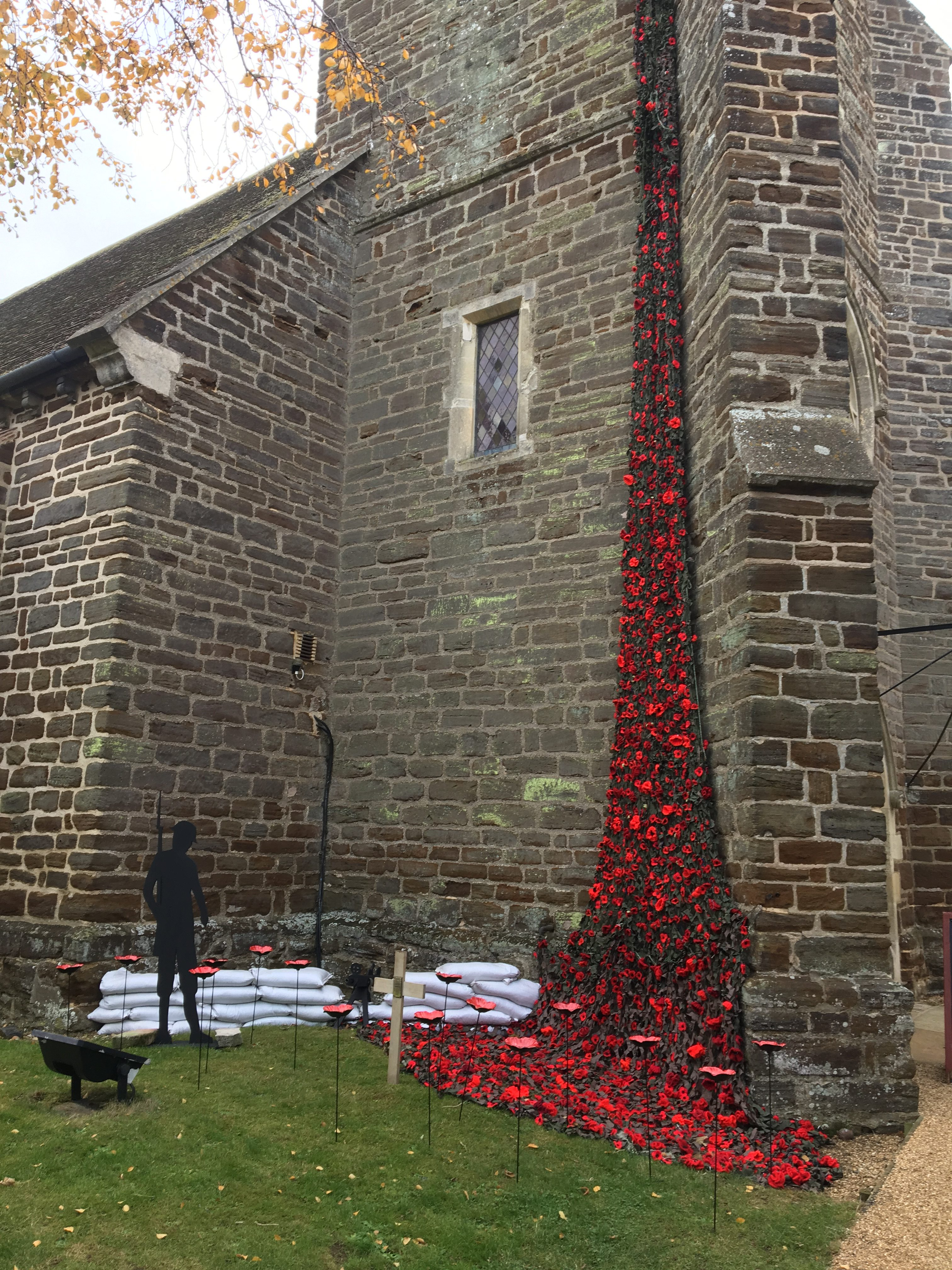 REMEMBRANCE WEEKEND AT PULLOXHILL 2018